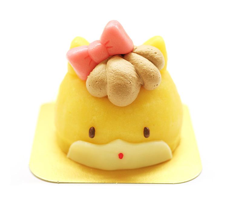 """ぐんまちゃん""""ウマ""""すぎるモンブラン モンブランケーキ"""