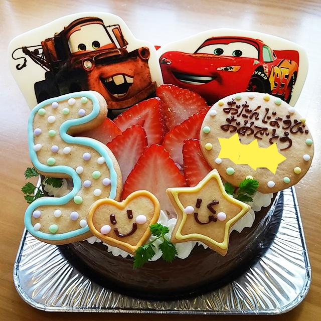 キャラクターデコレーションケーキ
