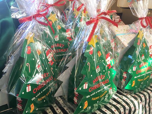 クリスマス焼菓子ギフト