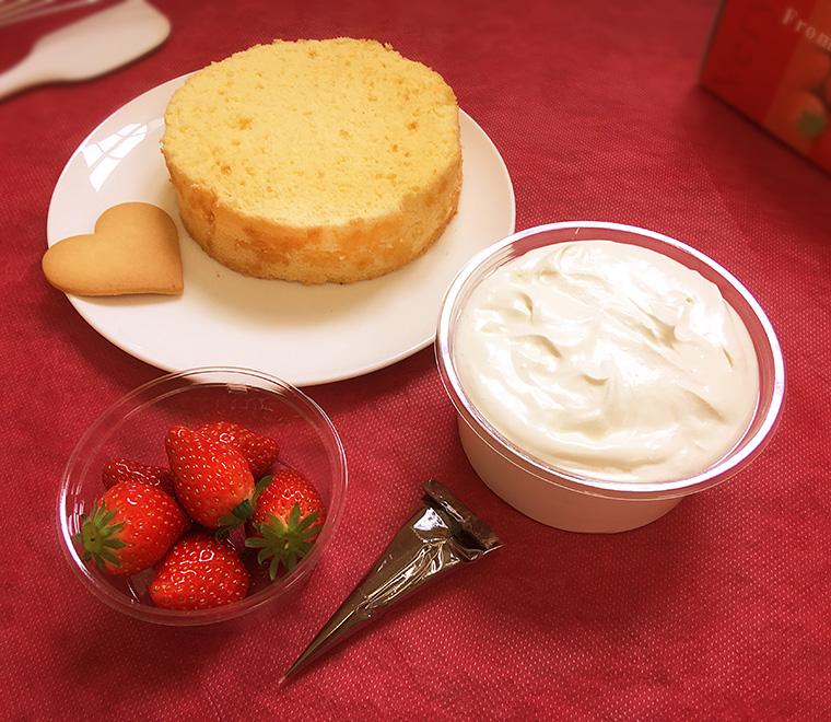 おうちで楽しむケーキ作りセット